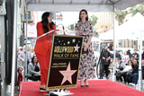 Ann Hathaway Photo - LOS ANGELES - MAY 9  Awkwafina Anne Hathaway at the Anne Hathaway Star Ceremony on the Hollywood Walk of Fame on May 9 2019 in Los Angeles CA