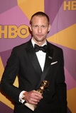 Alexander Skarsgard- Photo - LOS ANGELES - JAN 7  Alexander Skarsgard at the HBO Post Golden Globe Party 2018 at Beverly Hilton Hotel on January 7 2018 in Beverly Hills CA