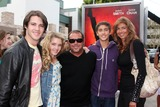Steven R McQueen Photo - Steven R McQueen Sister Chad McQueen Brother and Jeanie Galbraitharrives at The Karate Kid Movie PremireVillage TheaterWestwood CAJune 7 2010