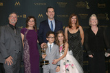 Nicolas Bechtel Photo - LOS ANGELES - MAY 1  General Hospital Producers Frank Valentini Nicolas Bechtel Brooklyn Rae Silzer at the 43rd Daytime Emmy Awards at the Westin Bonaventure Hotel  on May 1 2016 in Los Angeles CA
