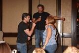 Daniel Goddard Photo - Daniel Goddard   Joshua Morrow   at the Goddard  Morrow Fan Event Saturday night   at the Sheraton Universal Hotel in  Los Angeles CA on August 29 2009
