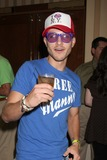 Michael Graziadei Photo - Michael Graziadei arriving at The Young  the Restless Fan Club Dinner  at the Sheraton Universal Hotel in  Los Angeles CA on August 28 2009