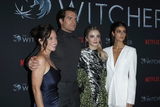 Anya Chalotra Photo - LOS ANGELES - DEC 3  Lauren Schmidt Hissrich Henry Cavill Freya Allan Anya Chalotra at the The Witcher Premiere Screening at the Egyptian Theater on December 3 2019 in Los Angeles CA