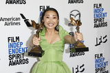 Lulu Photo - LOS ANGELES - FEB 8  Lulu Wang at the 2020 Film Independent Spirit Awards at the Beach on February 8 2020 in Santa Monica CA