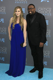 Andre Meadows Photo - LOS ANGELES - JAN 17  Katie Wilson Andre Meadows at the 21st Annual Critics Choice Awards at the Barker Hanger on January 17 2016 in Santa Monica CA