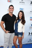 Andi Dorfman Photo - LOS ANGELES - SEP 4  Josh Murray Andi Dorfman at the Ping Pong 4 Purpose Charity Event at Dodger Stadium on September 4 2014 in Los Angeles CA
