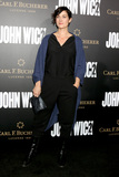 Carrie-Anne Moss Photo - LOS ANGELES - JAN 30  Carrie-Anne Moss at the John Wick Chapter 2 Premiere at ArcLight Theater on January 30 2017 in Los Angeles CA