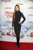 ASHLEY NEWBROUGH Photo - LOS ANGELES - DEC 4  Ashley Newbrough at the Once Upon A Christmas Miracle Screening and Holiday Party at the 189 by Dominique Ansel on December 4 2018 in Los Angeles CA