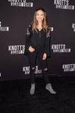 Alyssa Jirrels Photo - LOS ANGELES - SEP 29  Alyssa Jirrels at the Knotts Scary Farm and Instagram Celebrity Night at the Knotts Berry Farm on September 29 2017 in Buena Parks CA