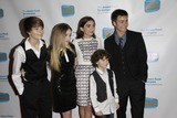 August Maturo Photo - LOS ANGELES - DEC 4  Corey Fogelmanis Sabrina Carpenter Rowan Blanchard August Maturo Peyton Meyer at the The Actors Funds Looking Ahead Awards at the Taglyan Complex on December 4 2014 in Los Angeles CA