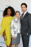 Angela Bassett Photo - LOS ANGELES - OCT 6  Angela Bassett Gail Abarbanel David Schwimmer at  The Rape Foundations Annual Brunch at the Private Estate on October 6 2019 in Beverly Hills CA