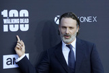 Andrew Lincoln Photo - LOS ANGELES - OCT 22  Andrew Lincoln at the The Walking Dead 100th Episode Celebration at the Greek Theater on October 22 2017 in Los Angeles CA