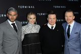 Margot Robbie Photo - LOS ANGELES - MAY 8  Vaughn Stein Margot Robbie Mike Myers Simon Pegg at the Terminal Premiere at the ArcLight Theater on May 8 2018 in Los Angeles CA