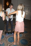 Melissa Ordway Photo - LOS ANGELES - AUG 15  Greg Rikaart Melissa Ordway at the The Young and The Restless Fan Club Event at the Universal Sheraton Hotel on August 15 2015 in Universal City CA
