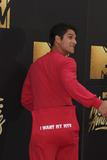 Tyler Posey Photo - LOS ANGELES - APR 9  Tyler Posey at the 2016 MTV Movie Awards Arrivals at the Warner Brothers Studio on April 9 2016 in Burbank CA