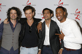 Abhi Sinha Photo - LOS ANGELES - AUG 19  Daniel Hall Ryan Ashton Abhi Sinha Darnell Kirkwood at the Young and Restless Fan Event 2017 at the Marriott Burbank Convention Center on August 19 2017 in Burbank CA