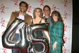 Kate Linder Photo - LOS ANGELES - MAR 26  Abhi Sinha Gina Tognoni Christian LeBlanc Kate Linder at the The Young and The Restless Celebrate 45th Anniversary at CBS Television City on March 26 2018 in Los Angeles CA
