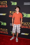 Augie Isaac Photo - LOS ANGELES - SEP 27  Augie Isaac at the Star Wars Rebels Premiere Screening at AMC Century City on September 27 2014 in Century City CA