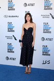 Dakota Johnson Photo - LOS ANGELES - FEB 23  Dakota Johnson at the 2019 Film Independent Spirit Awards on the Beach on February 23 2019 in Santa Monica CA