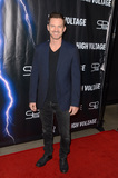 Brandon Johnson Photo - LOS ANGELES - OCT 16  R Brandon Johnson at the High Voltage Los Angeles Red Carpet Premiere at the TCL Chinese 6 Theater on October 16 2018 in Los Angeles CA
