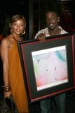 Lance Gross Photo - Eva Marcille  Lance GrossGBK MTV Movie Awards Gifting Suites Crimson  OperaLos Angeles  CAMay 30 2008