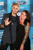 James Durbin Photo - LOS ANGELES - APR 7  James Durbin Heidi Durbin at the American Idol FINALE Arrivals at the Dolby Theater on April 7 2016 in Los Angeles CA