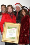 Drake Hogestyn Photo - LOS ANGELES - NOV 30  Days of Our Lives Cast Deidre Hall Drake Hogestyn at the 2014 Hollywood Christmas Parade at the Hollywood Boulevard on November 30 2014 in Los Angeles CA