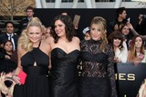 Ashley Monroe Photo - LOS ANGELES - MAR 12  Miranda Lambert Angaleena Presley and Ashley Monroe of The Pistol Annies arrives at the Hunger Games Premiere at the Nokia Theater at LA Live on March 12 2012 in Los Angeles CA