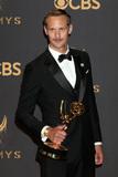 Alexander Skarsgard- Photo - LOS ANGELES - SEP 17  Alexander Skarsgard at the 69th Primetime Emmy Awards - Press Room at the JW Marriott Gold Ballroom on September 17 2017 in Los Angeles CA