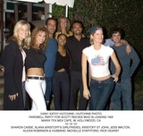 Alexia Robinson Photo - FAREWELL PARTY FOR SCOTT REEVES WHO IS LEAVING YRMARIX TEX MEX CAFE W HOLLYWOOD CA10  9  01SHARON CASSE ALANA (KRISTOFFS GIRLFRIEND) KRISTOFF ST JOHN JESS WALTON ALEXIA ROBINSON  HUSBAND MICHELLE STAFF