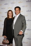 Ted Mcginley Photo - LOS ANGELES - JAN 14  Gigi Rice Ted McGinley arrives at  the Hallmark Channel TCA Party Winter 2012 at Tournament of Roses House on January 14 2012 in Pasadena CA