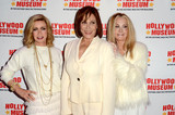 Michele Lee Photo - LOS ANGELES - JAN 18  Donna Mills Michele Lee Joan Van Ark at the 40th Anniversary of Knots Landing Exhibit at the Hollywood Museum on January 18 2020 in Los Angeles CA