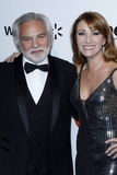 Jane Seymour Photo - LOS ANGELES - FEB 9  Jane Seymour David Green at the 28th Elton John Aids Foundation Viewing Party at the West Hollywood Park on February 9 2020 in West Hollywood CA