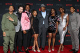 Ashley Blaine Photo - LOS ANGELES - MAY 6  DeRon Horton John Patrick Amedori Marque Richardson Logan Browning Justin Simien Ashley Blaine Featherson Antoinette Robertson Brandon P Bell at the Netflix FYSEE Kick-Off Event at Raleigh Studios on May 6 2018 in Los Angeles CA