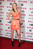 Amanda AJ Michalka Photo - Amanda AJ Michalkaarrives at the Nylon Magazine Young Hollywood Party 2010Hollywood Roosevelt Hotel PoolsideLos Angeles CAMay 12 2010