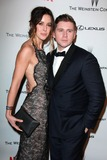 Charlie Webster Photo - LOS ANGELES - JAN 11  Charlie Webster Allen Leech at the The Weinstein Company  Netflix Golden Globes After Party at a Beverly Hilton Adjacent on January 11 2015 in Beverly Hills CA