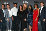 Alvina August Photo - LOS ANGELES - AUG 4  Scott Wolf Riley Smith Tunji Kasim Maddison Jaizani Kennedy McMann Leah Lewis Alvina August Alex Saxon at the CWs Summer TCA All-Star Party at the Beverly Hilton Hotel on August 4 2019 in Beverly Hills CA