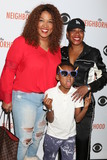 Tichina Arnold Photo - LOS ANGELES - NOV 18  Kym Whitley Joshua Whitley Tichina Arnold at the The Neighbohood Celebrates the Welcome to Bowling Episode at Pinz Bowling Alley on November 18 2019 in Studio City CA