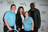 Maria Shriver Photo - LOS ANGELES - FEB 21  Maria Shriver Terrell Owens at the 3rd Gold Meets Golden at the Equinox on February 21 2015 in West Los Angeles CA