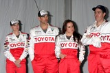Adam Carolla Photo - LOS ANGELES - APR 3  Eileen Davidson Eddie Cibrian Kate del Castillo Adam Carolla at the 2012 Toyota ProCeleb Race Press Day at Toyota Long Beach Grand Prix Track on April 3 2012 in Long Beach CA