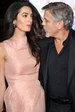 Amal Alamuddin Photo - LOS ANGELES - OCT 26  Amal Alamuddin Clooney George Clooney at the Our Brand is Crisis LA Premiere at the TCL Chinese Theater on October 26 2015 in Los Angeles CA
