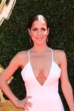 Kelly Monaco Photo - LOS ANGELES - APR 30  Kelly Monaco at the 44th Daytime Emmy Awards - Arrivals at the Pasadena Civic Auditorium on April 30 2017 in Pasadena CA