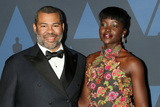 Jordan Peele Photo - LOS ANGELES - OCT 27  Jordan Peele Lupita Nyongo at the 11th Annual Governors Awards at the Dolby Theater on October 27 2019 in Los Angeles CA