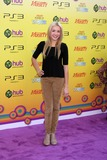 Peyton List Photo - LOS ANGELES - OCT 22  Peyton List arriving at the 2011 Variety Power of Youth Evemt at the Paramount Studios on October 22 2011 in Los Angeles CA