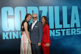 Amy Landecker Photo - LOS ANGELES - MAY 18  Mary Louisa Whitford Bradley Whitford Amy Landecker at the Godzilla King Of The Monsters Premiere at the TCL Chinese Theater IMAX on May 18 2019 in Los Angeles CA