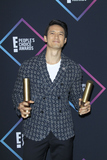 Harry Shum Jr Photo - LOS ANGELES - NOV 11  Harry Shum Jr at the Peoples Choice Awards 2018 at the Barker Hanger on November 11 2018 in Santa Monica CA