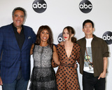 Brad Garrett Photo - LOS ANGELES - AUG 7  Brad Garrett Channing Dungey Leighton Meester Jake Choi at the ABC TCA Party- Summer 2018 at the Beverly Hilton Hotel on August 7 2018 in Beverly Hills CA