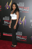 Malika Haqq Photo - LOS ANGELES - AUG 28  Malika Haqq at the When The Bough Breaks Premiere at the Regal LA Live Stadium 14 on August 28 2016 in Los Angeles CA