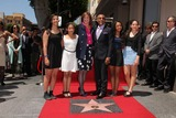 Giancarlo Esposito Photo - LOS ANGELES - APR 29  Giancarlo Esposito Family at the Giancarlo Esposito Star on the Hollywood Walk of Fame at Hollywood Blvd on April 29 2014 in Los Angeles CA
