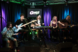 Hey Violet Photo - BALA CYNWYD PA USA - MARCH 23 American Pop Rock Band Hey Violet Visit Q102s Performance Theatre on March 23 2017 in Bala Cynwyd Pennsylvania United States (Photo by Paul J FroggattFamousPix)